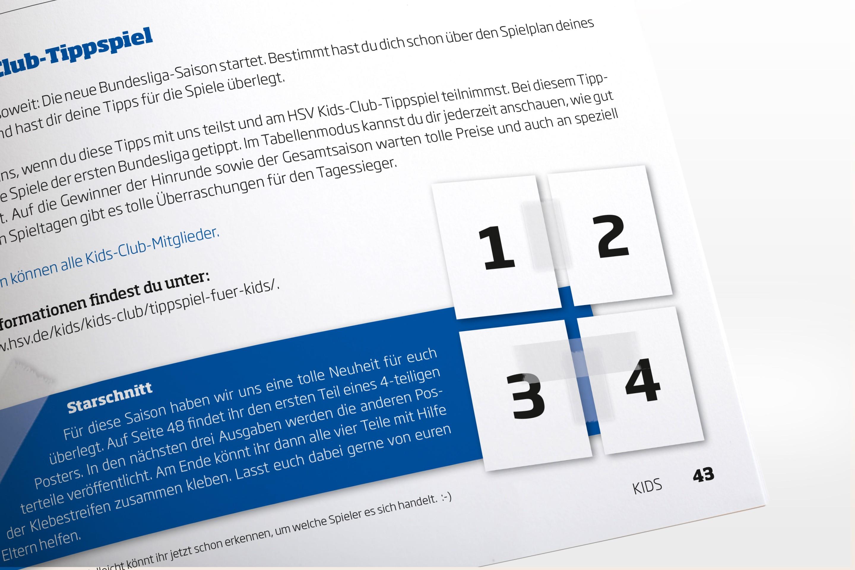 HSV.de Live Magazin - Ausgabe 08.2014
