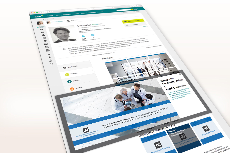 Beneston Consulting |Arne Ballies XING Portfolio 05