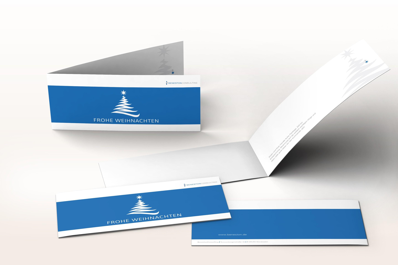 Beneston Weihnachtskarte 2014