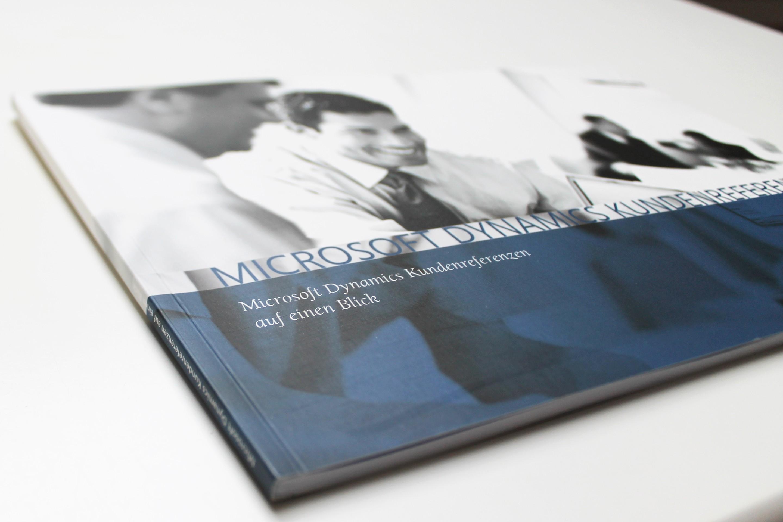 Microsoft Dynamics Broschüre Kundenreferenzen