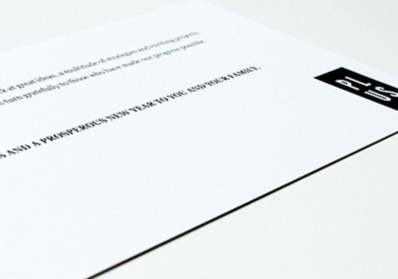 PLUS GmbH Weihnachtskarte