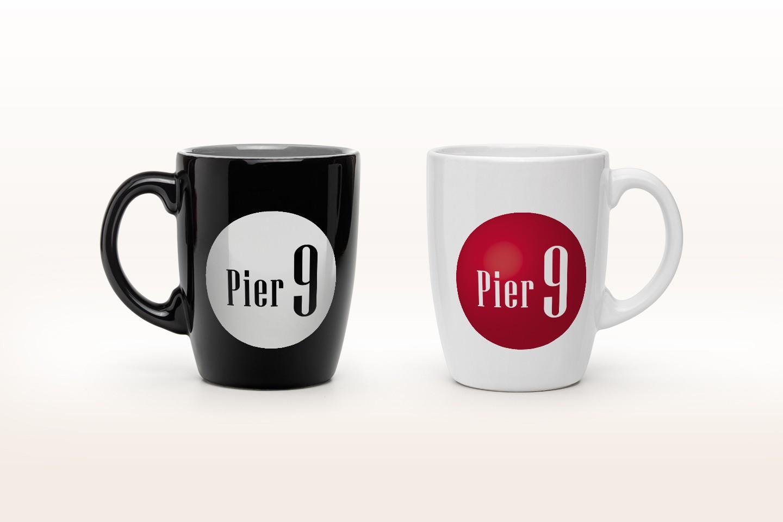 Pier9 |Geschäftsausstattung
