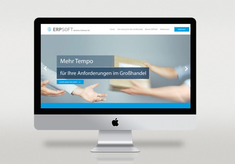 Landingpage IT-Systemhaus