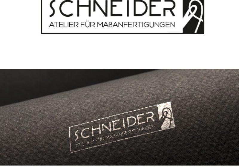 Logoentwürfe Maßschneiderei