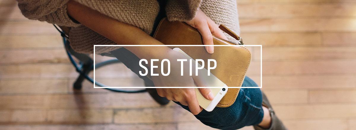 SEO Tipp 02 Der optimale Seitentitel bei Webseiten